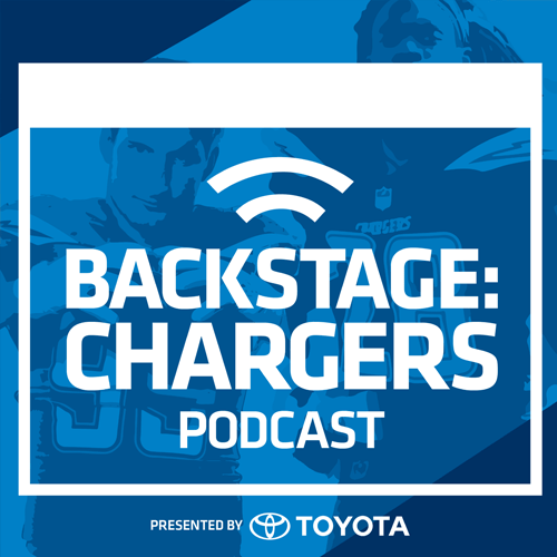 Backstage: Chargers Podcast