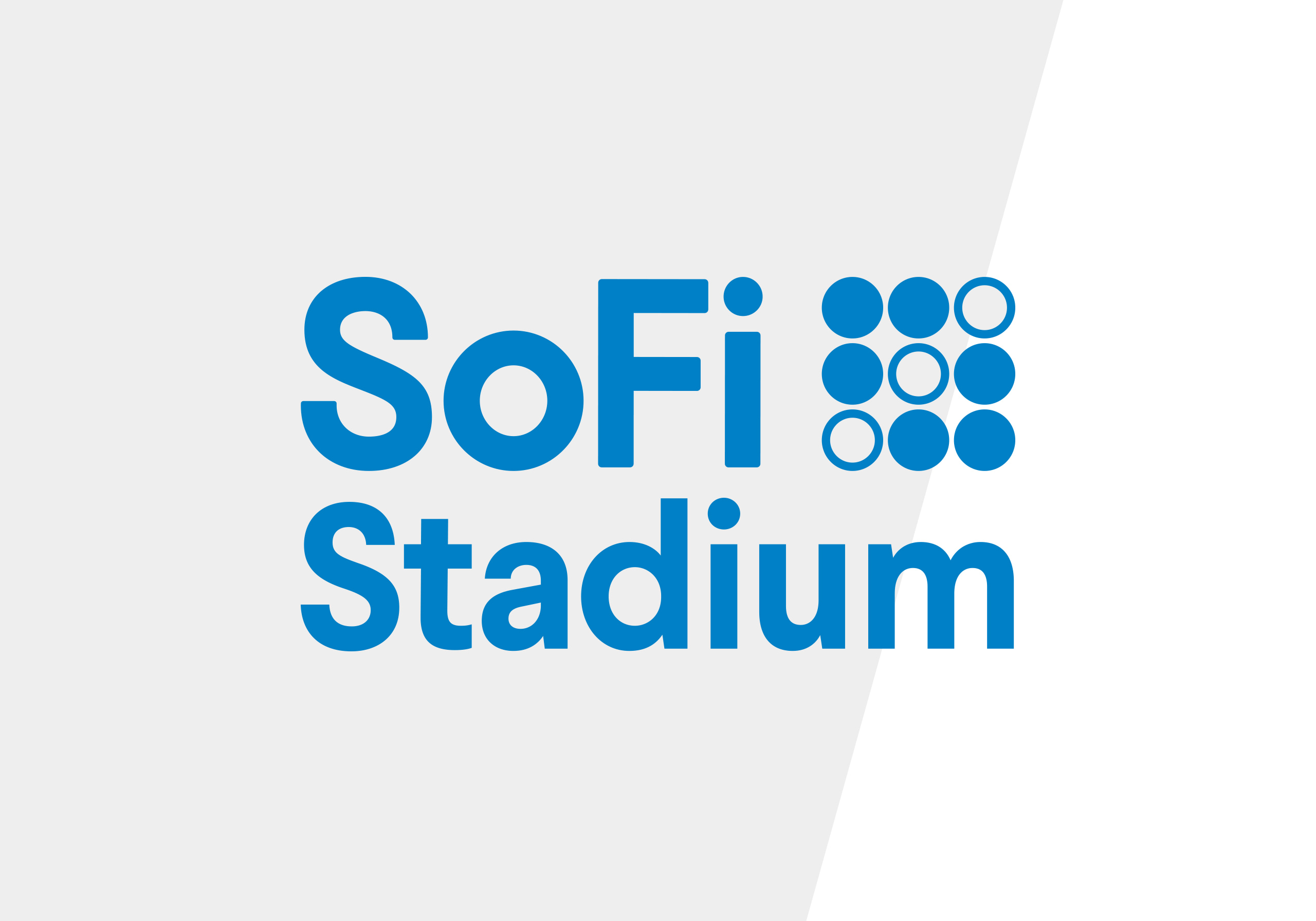 THE NEW SOFI STADIUM