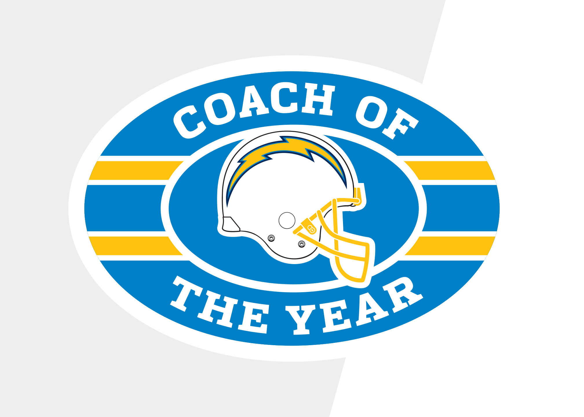 Los Angeles Chargers Coach of the Year