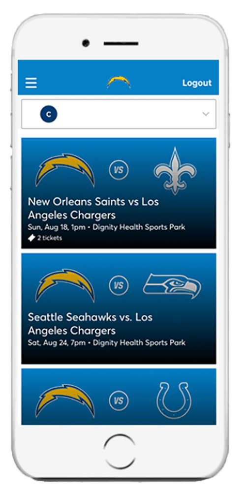 Chargers Official App | Los Angeles Chargers - chargers com