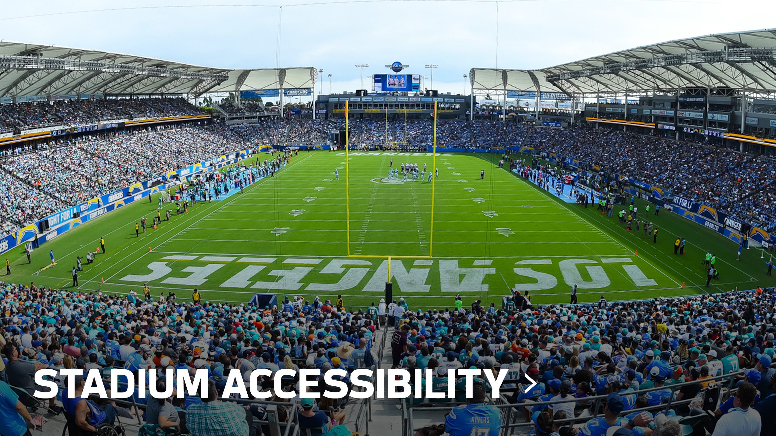 Chargers ROKiT Field at Dignity Health Sports Park | Los ...
