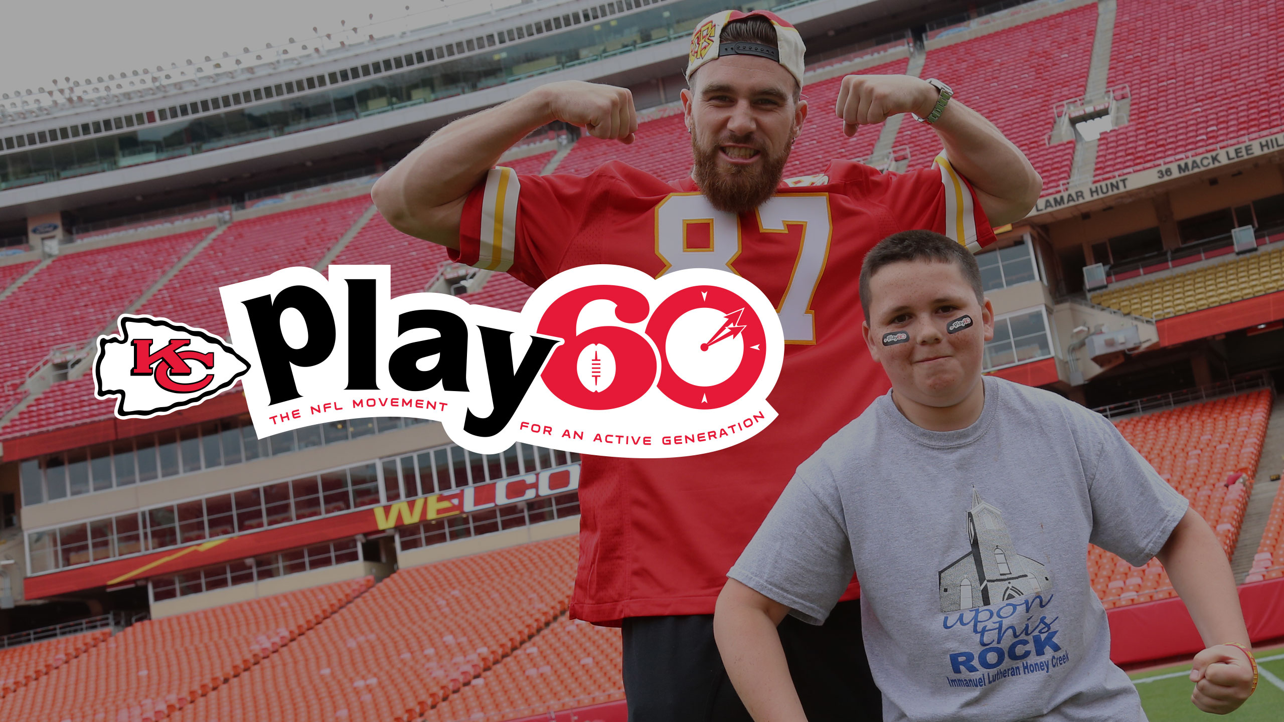 8510c3b1 Play 60 is the NFL's national campaign designed to encourage young fans to  be active for 60 minutes a day. The Play 60 challenge was started in  response to ...