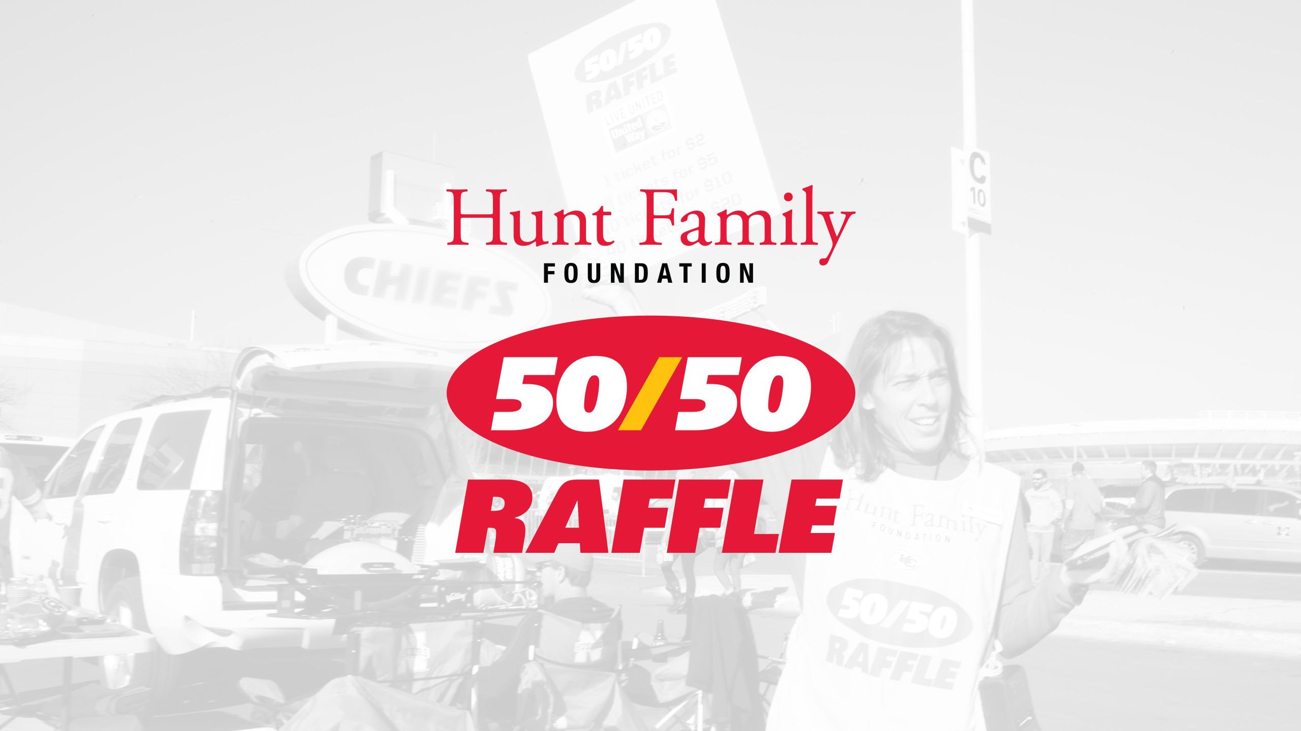 50/50 Raffle | Kansas City Chiefs - Chiefs com