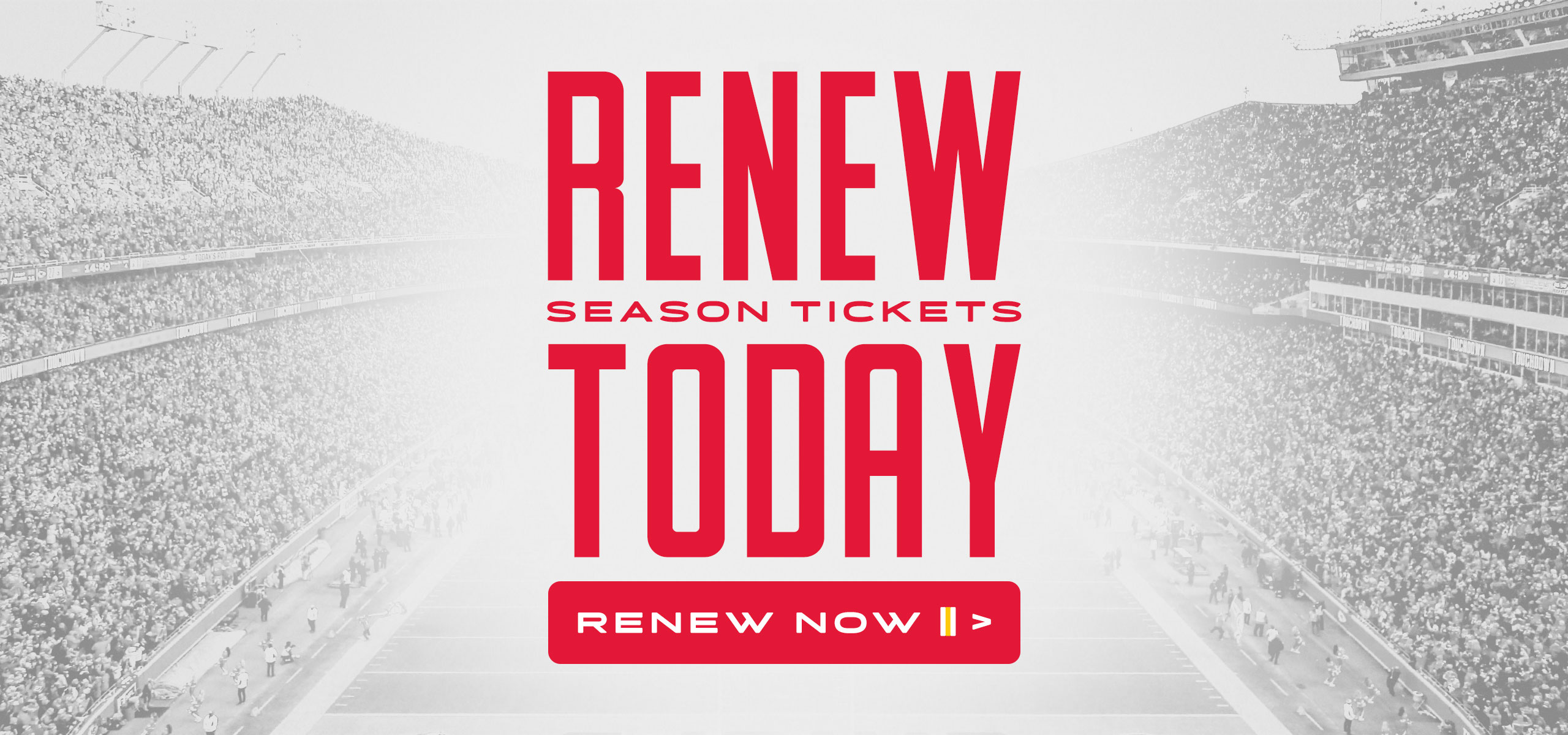 Renew your 2020 season tickets today