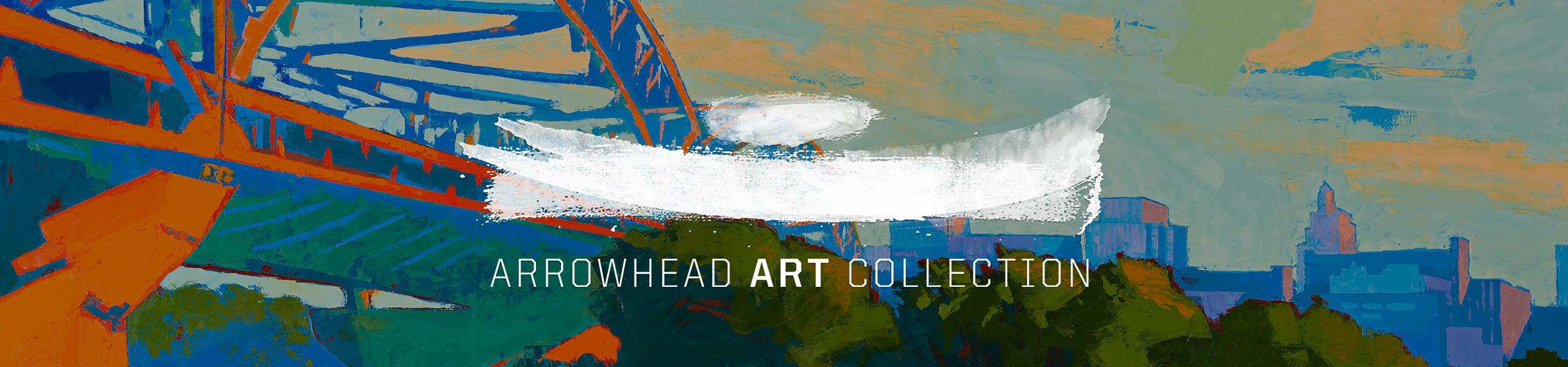 Arrowhead Art Collection   Kansas City Chiefs - Chiefs com