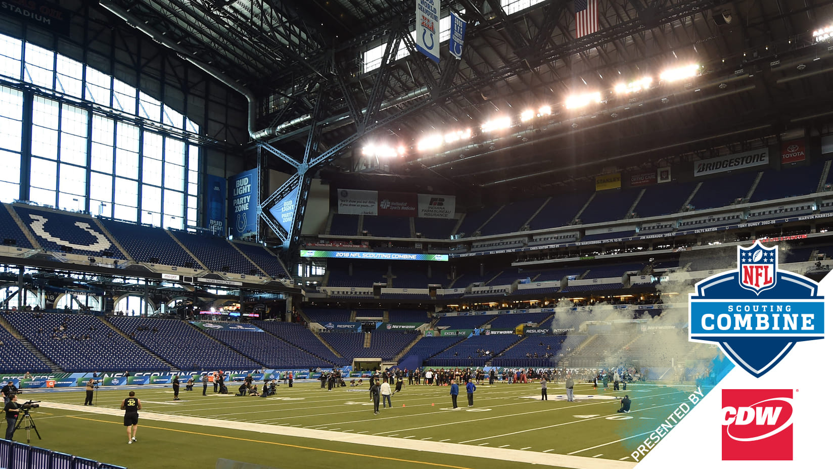 Colts At The Combine