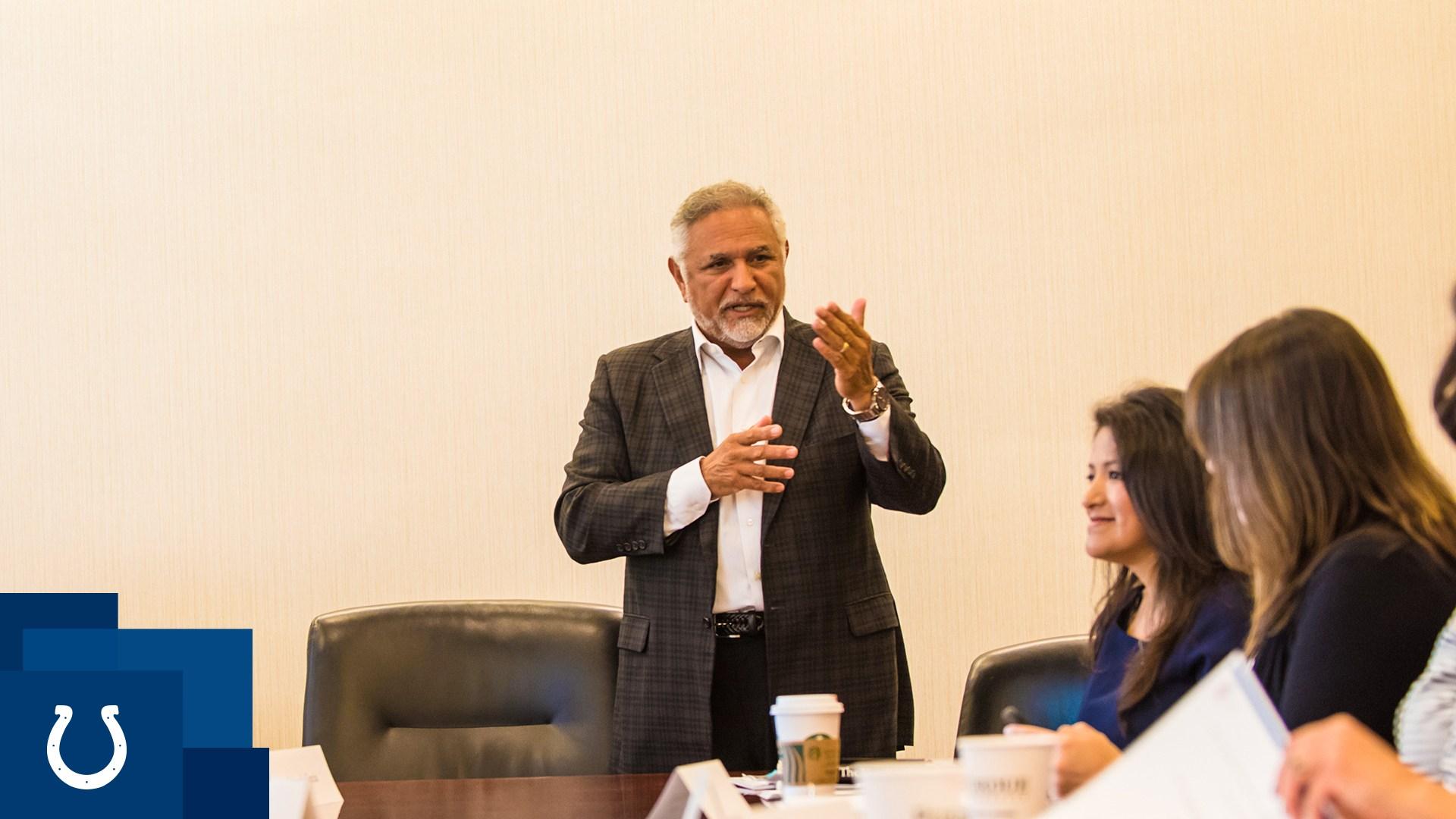Charlie Garcia – 2019 Hispanic Heritage Leadership Award Winner