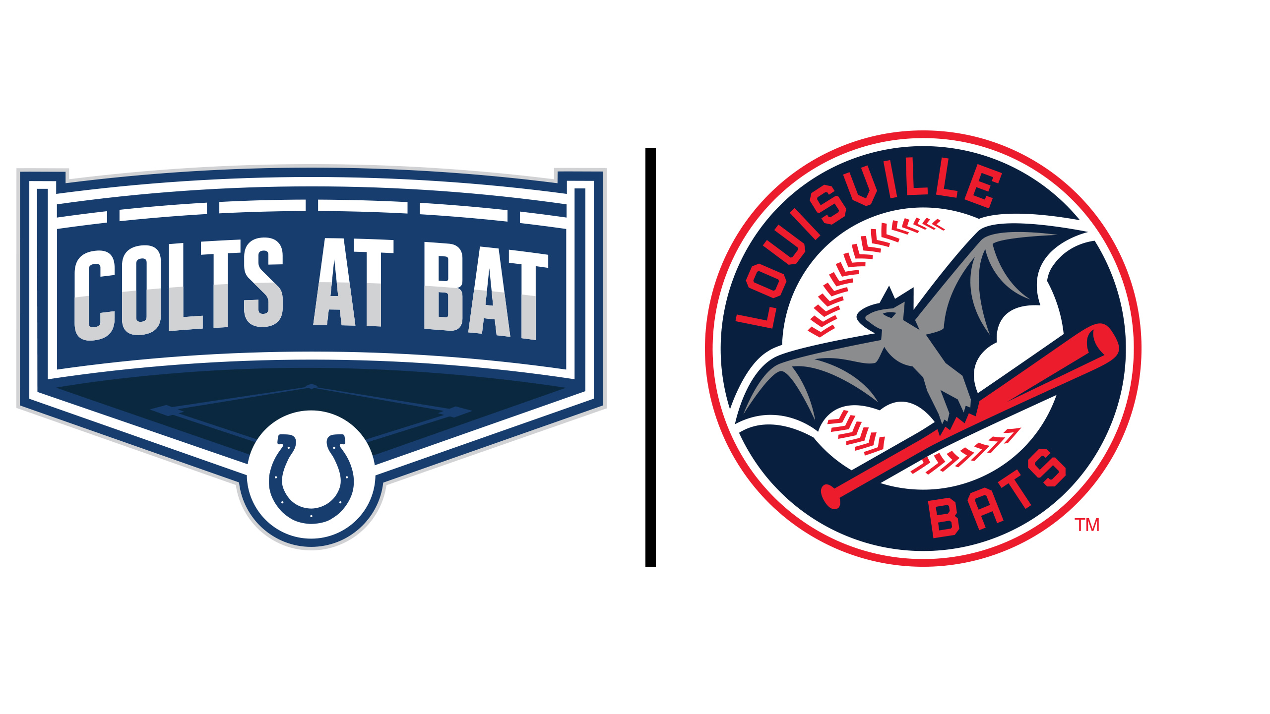 Louisville Bats - Thursday, May 23 at 5:30PM vs Indianapolis Indians, Players: TE Eric Ebron & CB Kenny Moore, Location: Louisville Slugger Field
