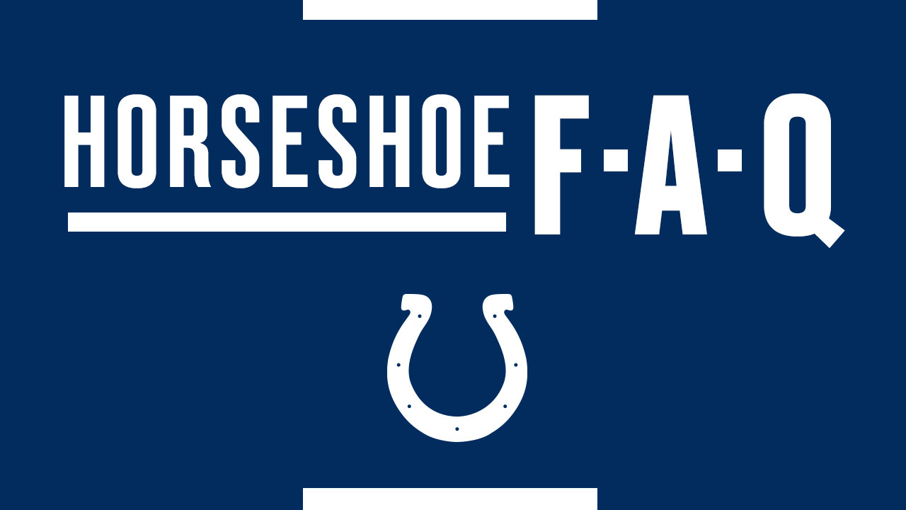 HORSESHOE FAQ