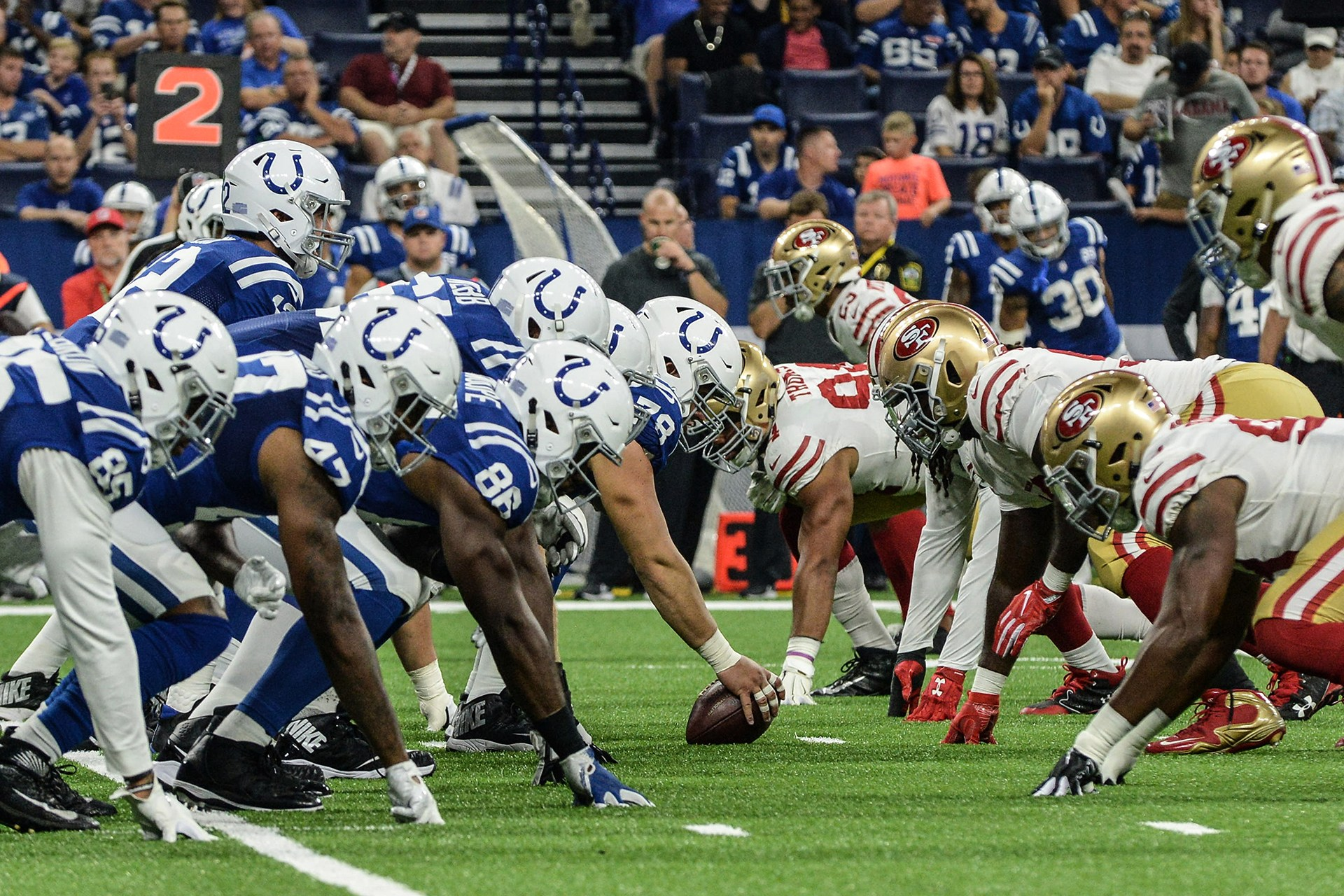 Register to win Colts Tickets