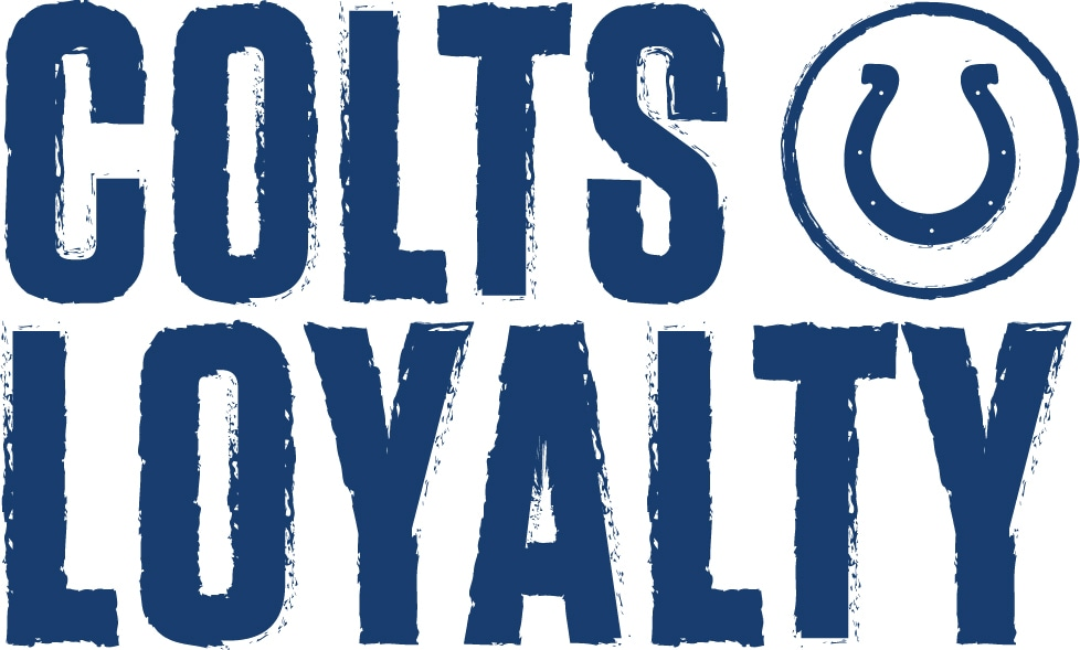 COLTS LOYALTY