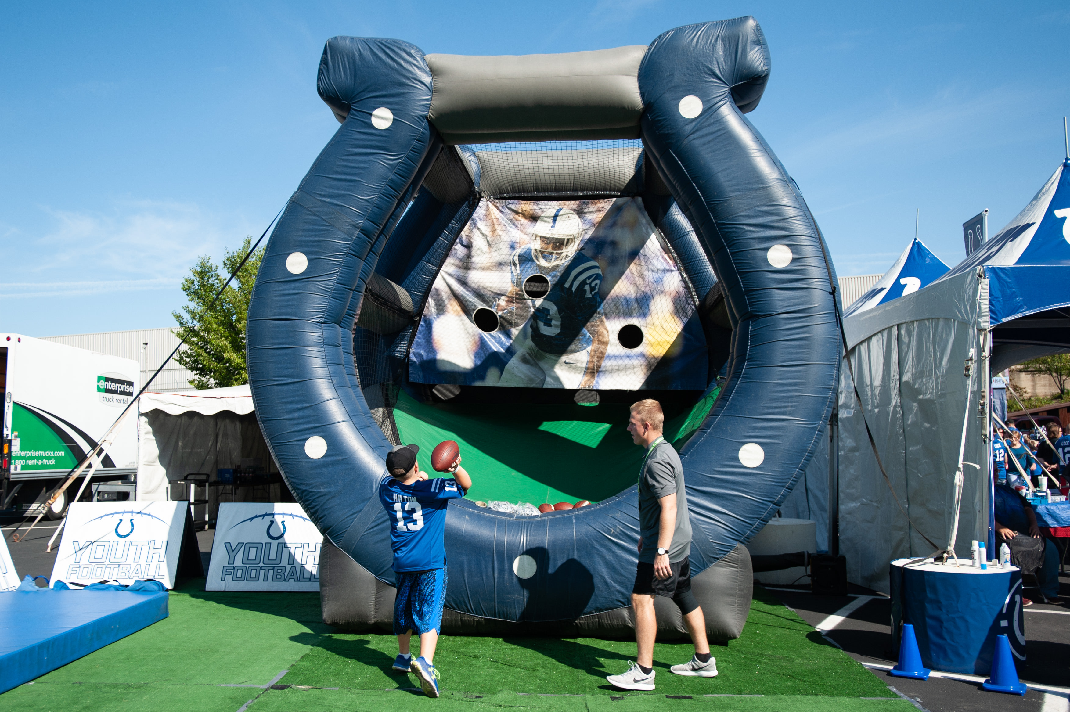 Play 60 Zone & Interactive Inflateables