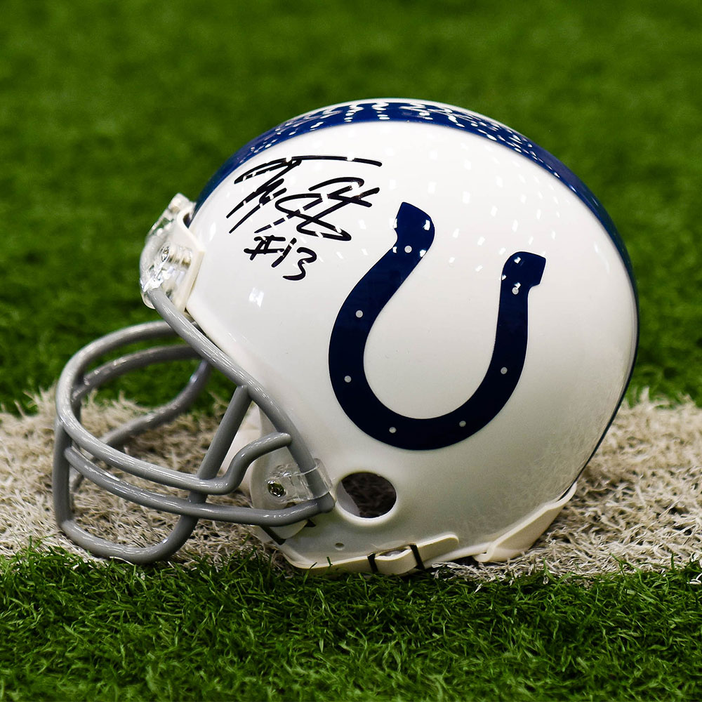 Sign Up Through The Colts App