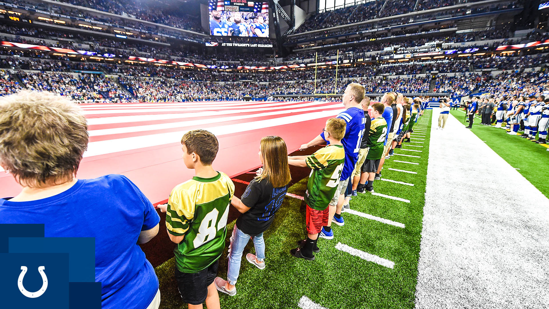 National Anthem Flag Experience