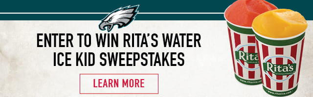 Rita's Water Ice Sweepstakes