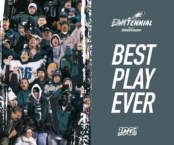 Vote On Best Play Ever