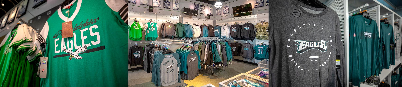 innovative design 57982 8b048 Philadelphia Eagles Pro Shop