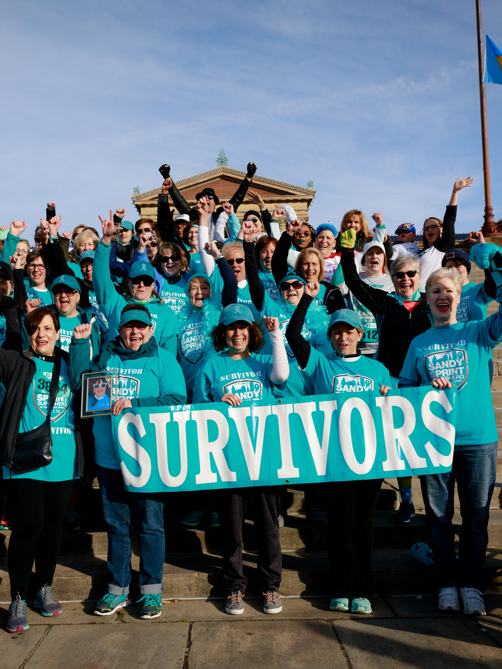 Sandy Rollman Ovarian Cancer Foundation