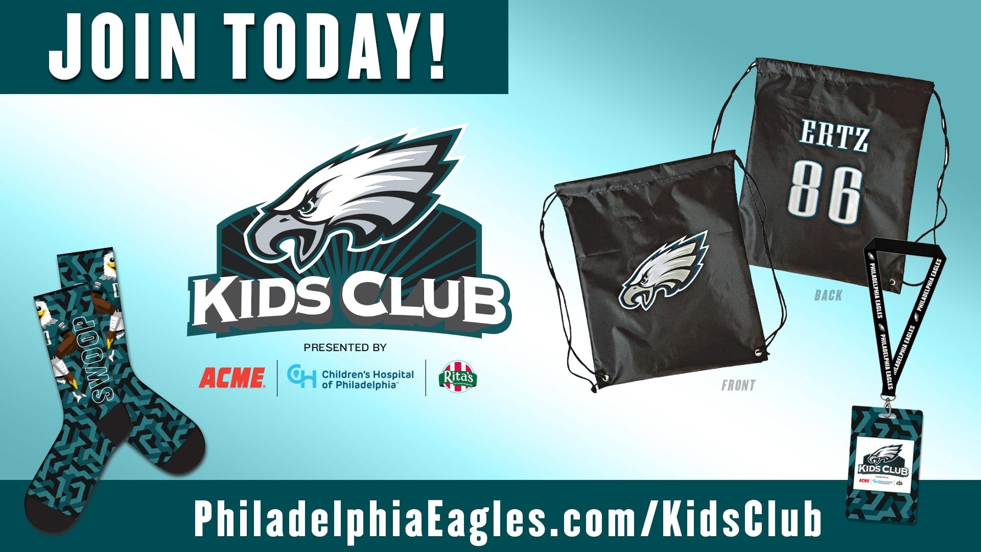 Philadelphia Eagles Kids Club