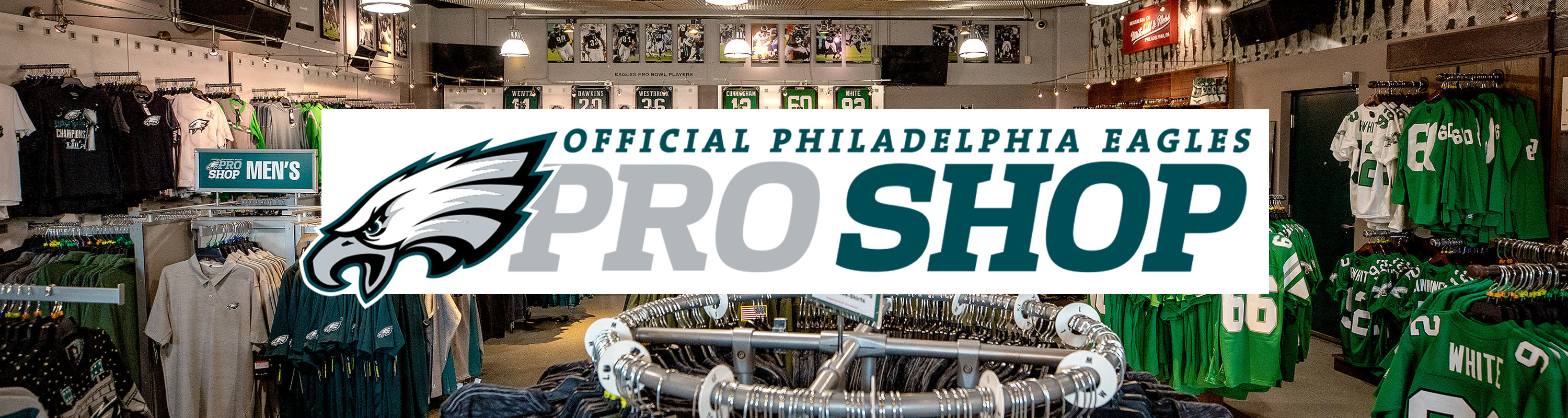 innovative design 42519 651eb Philadelphia Eagles Pro Shop