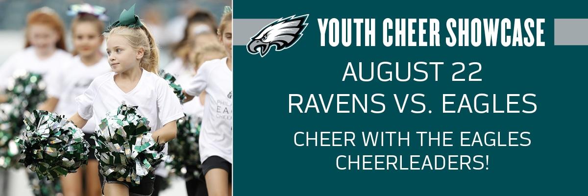 Philadelphia Eagles Cheerleading Showcase