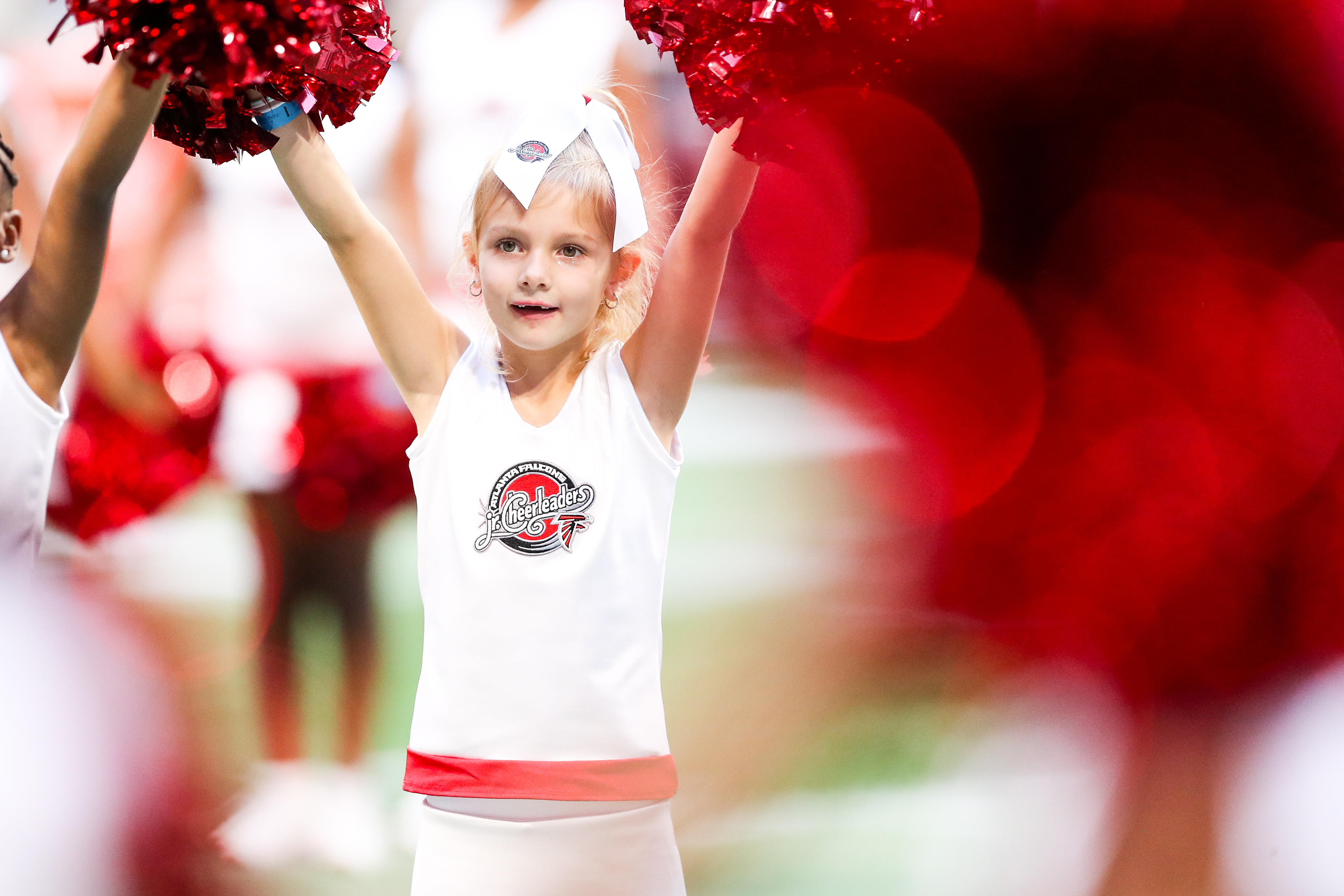 Junior Cheerleading Program