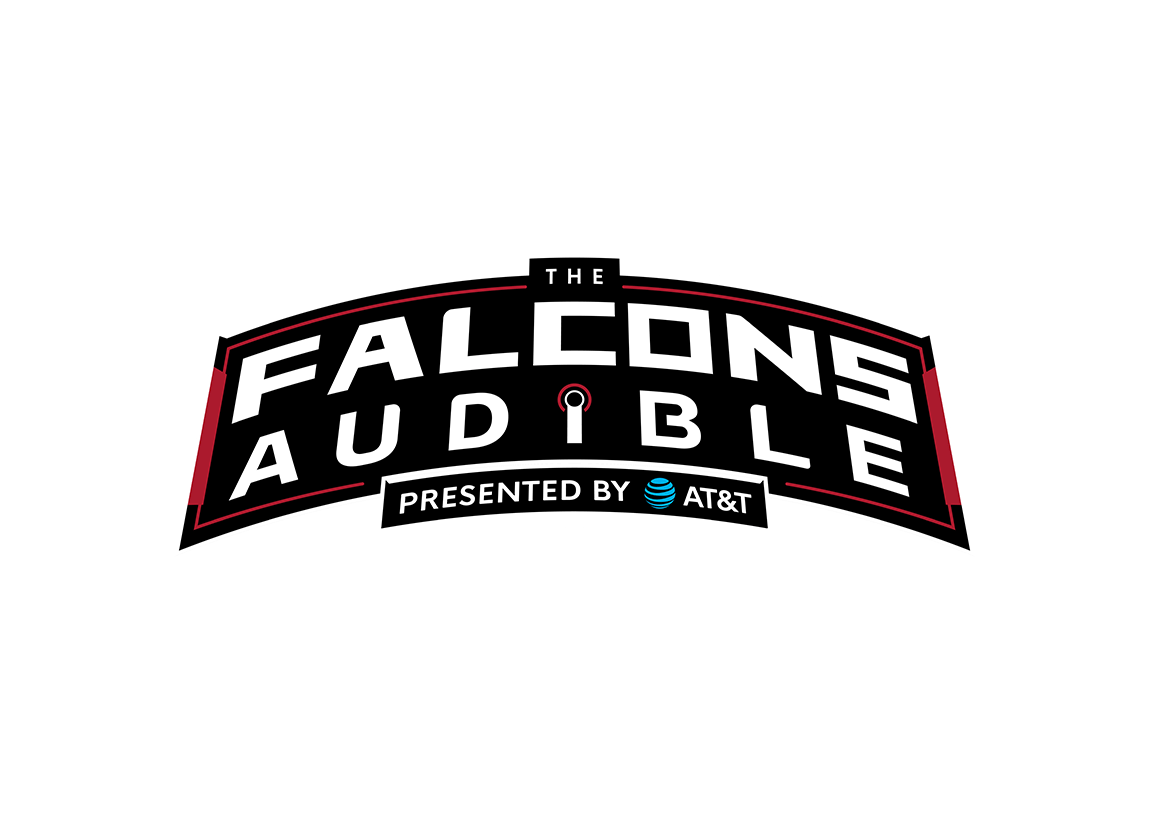 Podcast: Falcons Audible presented by AT&T