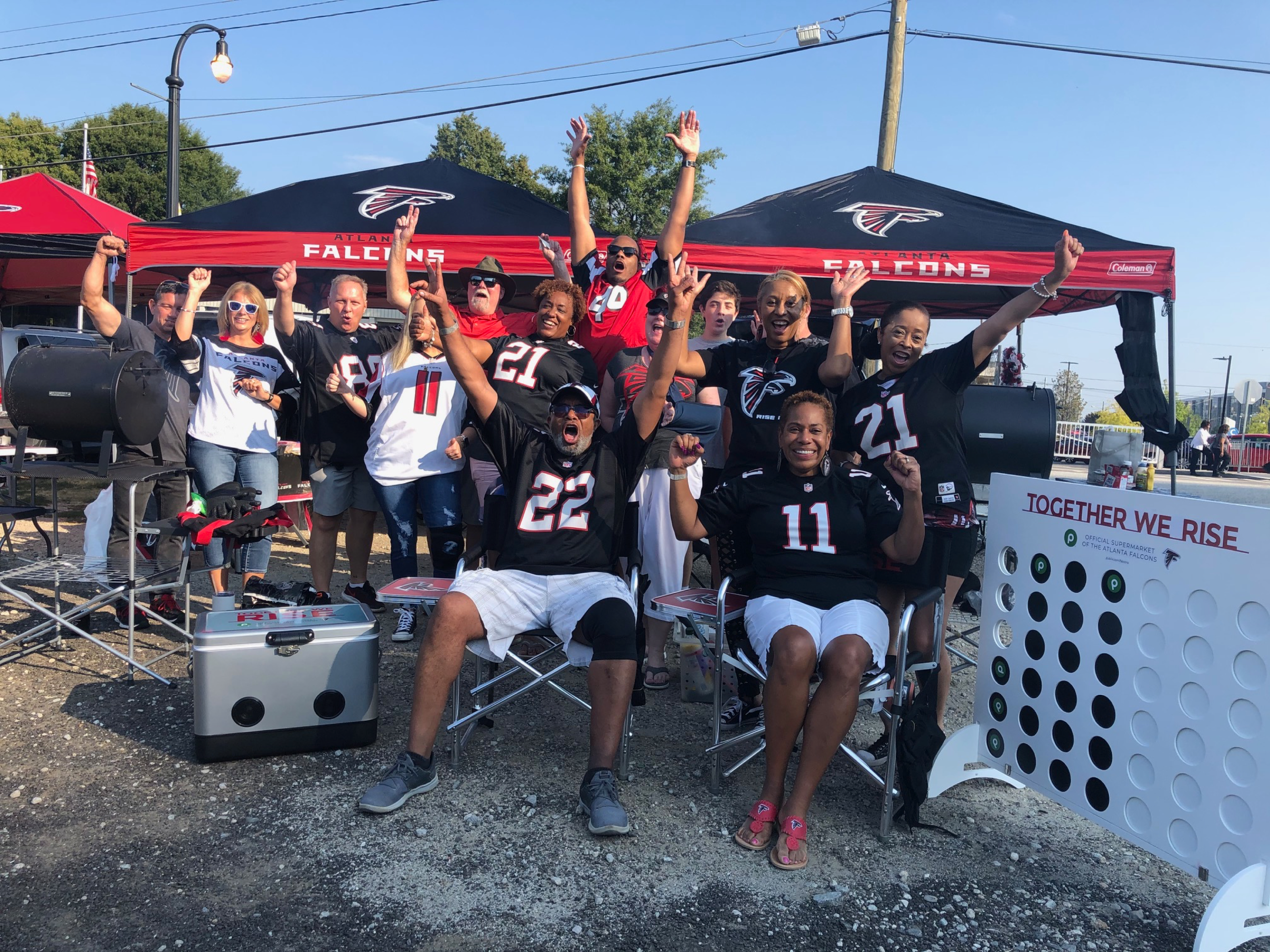 9.29.19 - Publix Tailgater of the Game: Karl and Kelly Taylor
