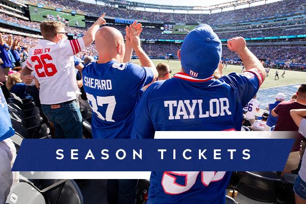 Link to Season Tickets