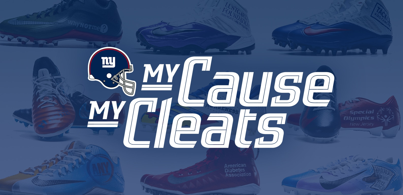 Giants My Cause My Cleats | New York Giants – Giants com