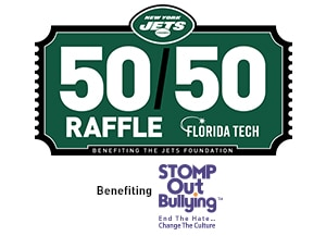 50/50 Raffle presented by Florida Tech