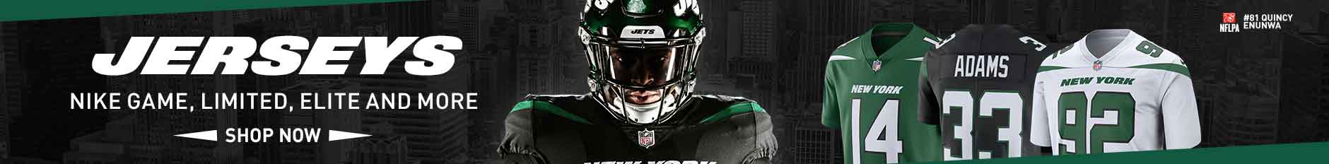 huge discount fc13b 57b4d Official Site of the New York Jets