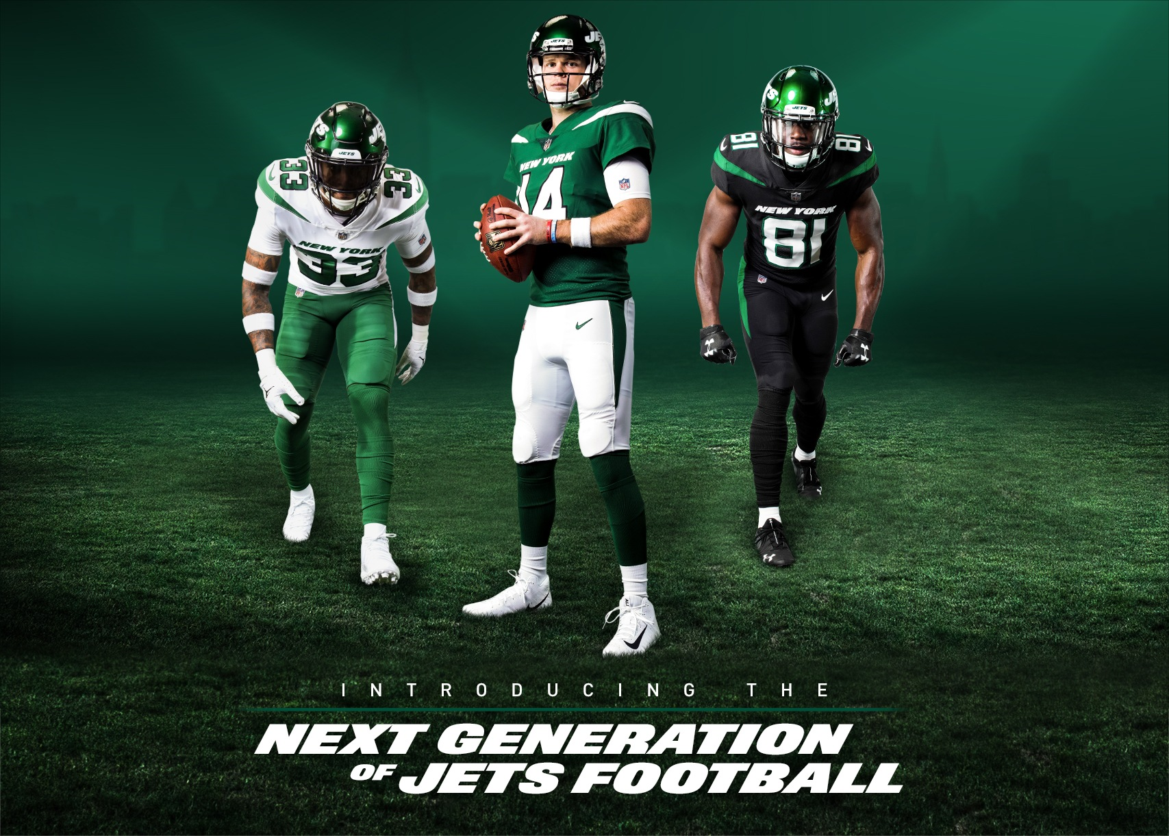 release date: 14107 a3d8c New York Jets | New Uniforms