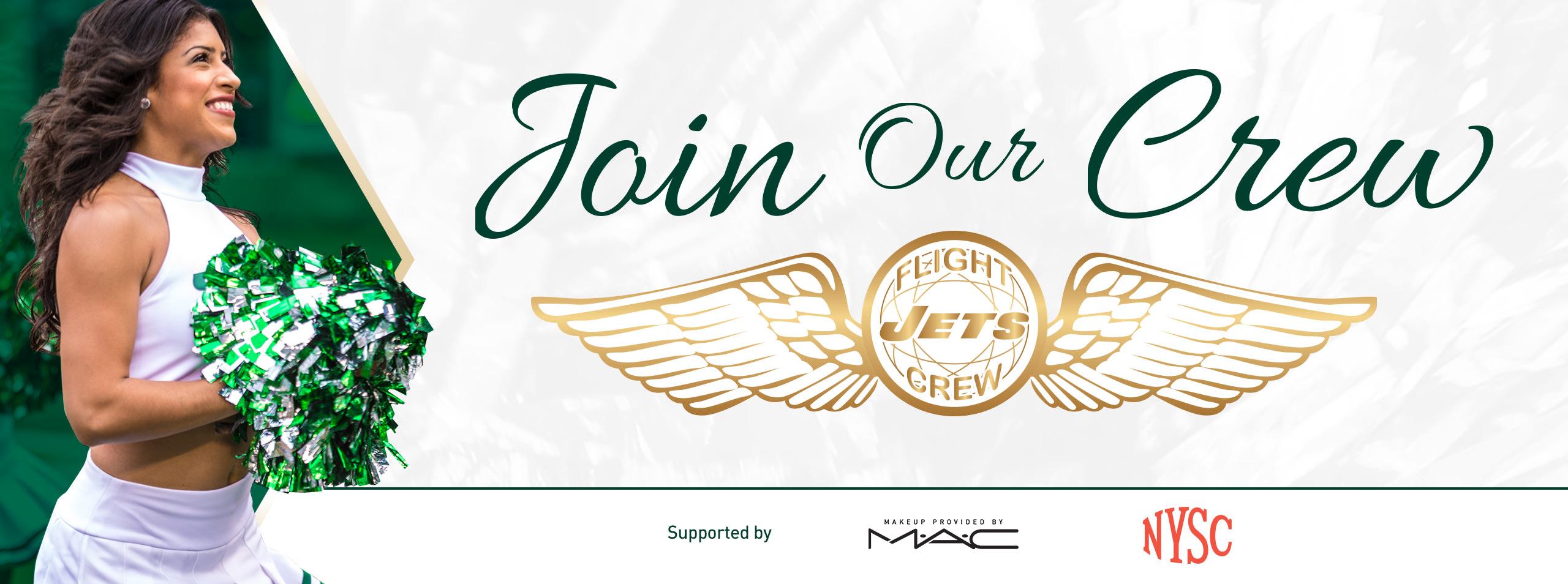 Jets Flight Crew Calendar 2020 New York Jets | Flight Crew Auditions