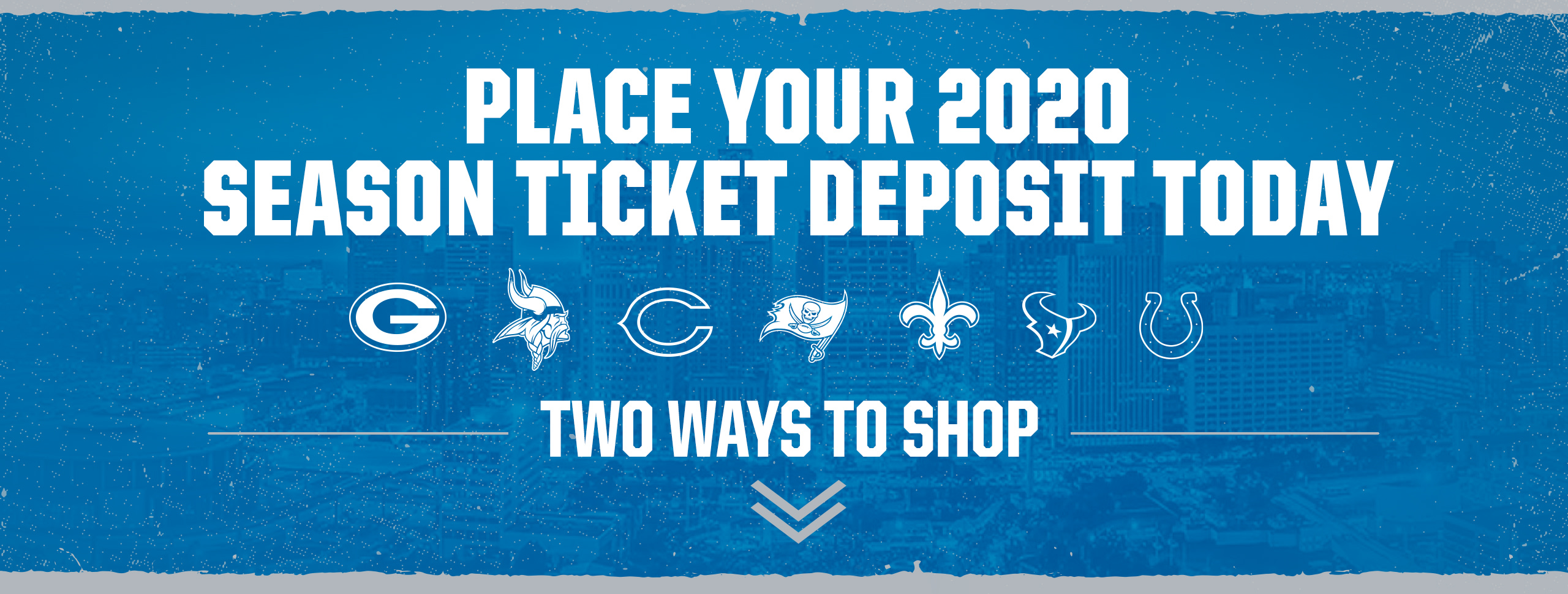 Detroit Lions Schedule 2020.The Official Site Of The Detroit Lions