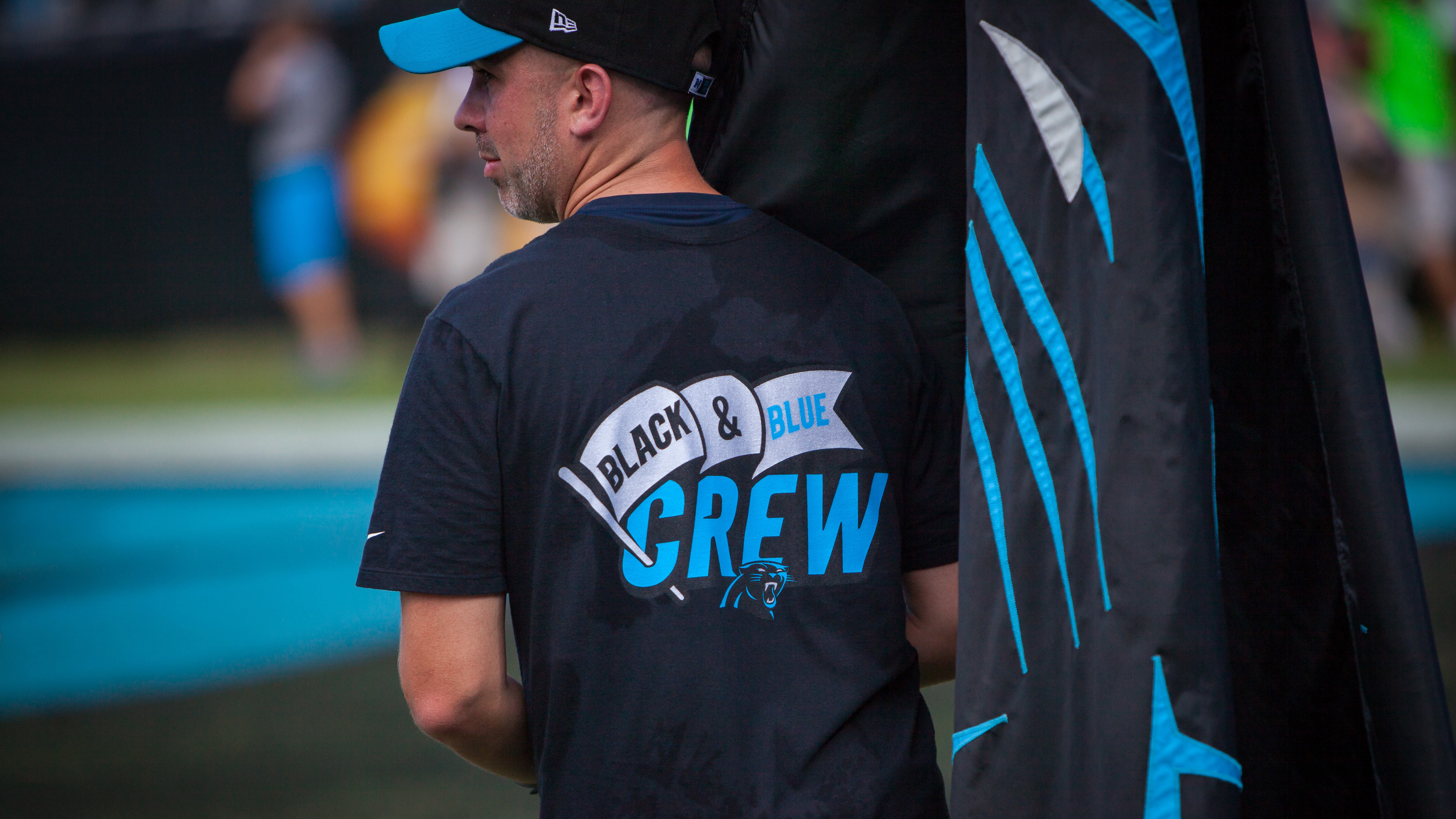 Black & Blue Crew