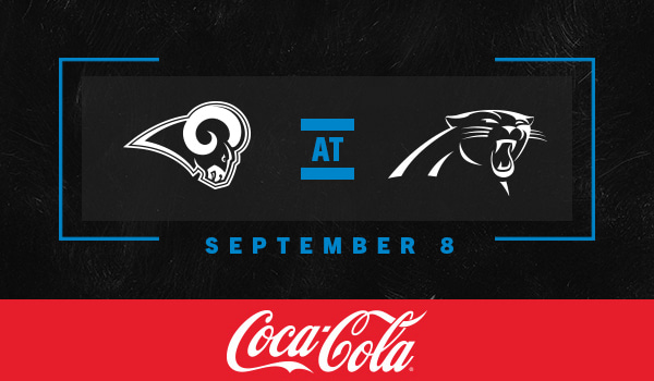 Carolina Panthers Schedule 2020.Single Game Tickets Carolina Panthers Panthers Com