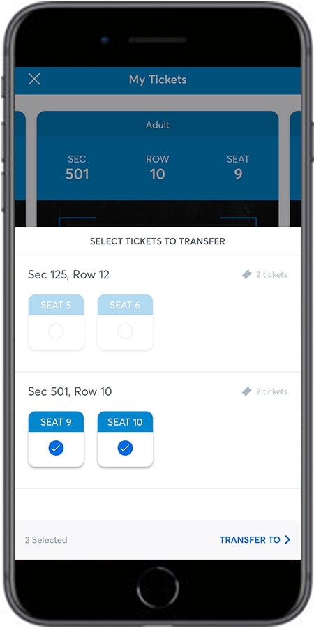 Select Tickets