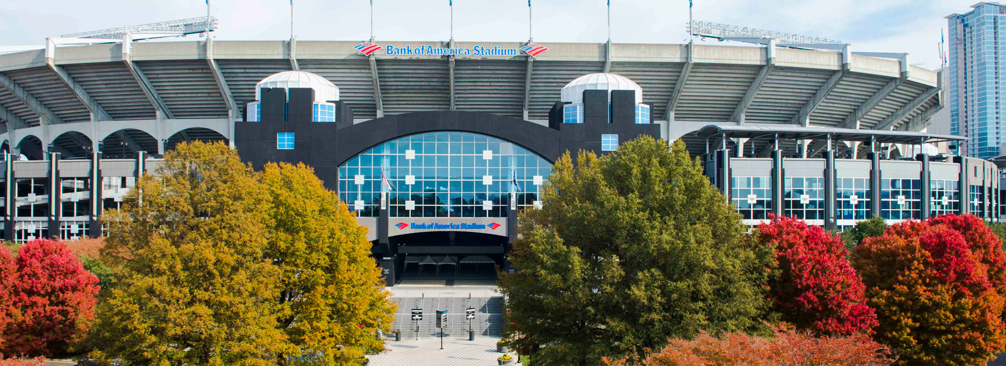Private and Group Tours of Bank of America Stadium