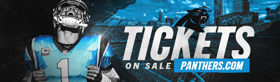 ebb7b29b Single Game Tickets | Carolina Panthers - Panthers.com