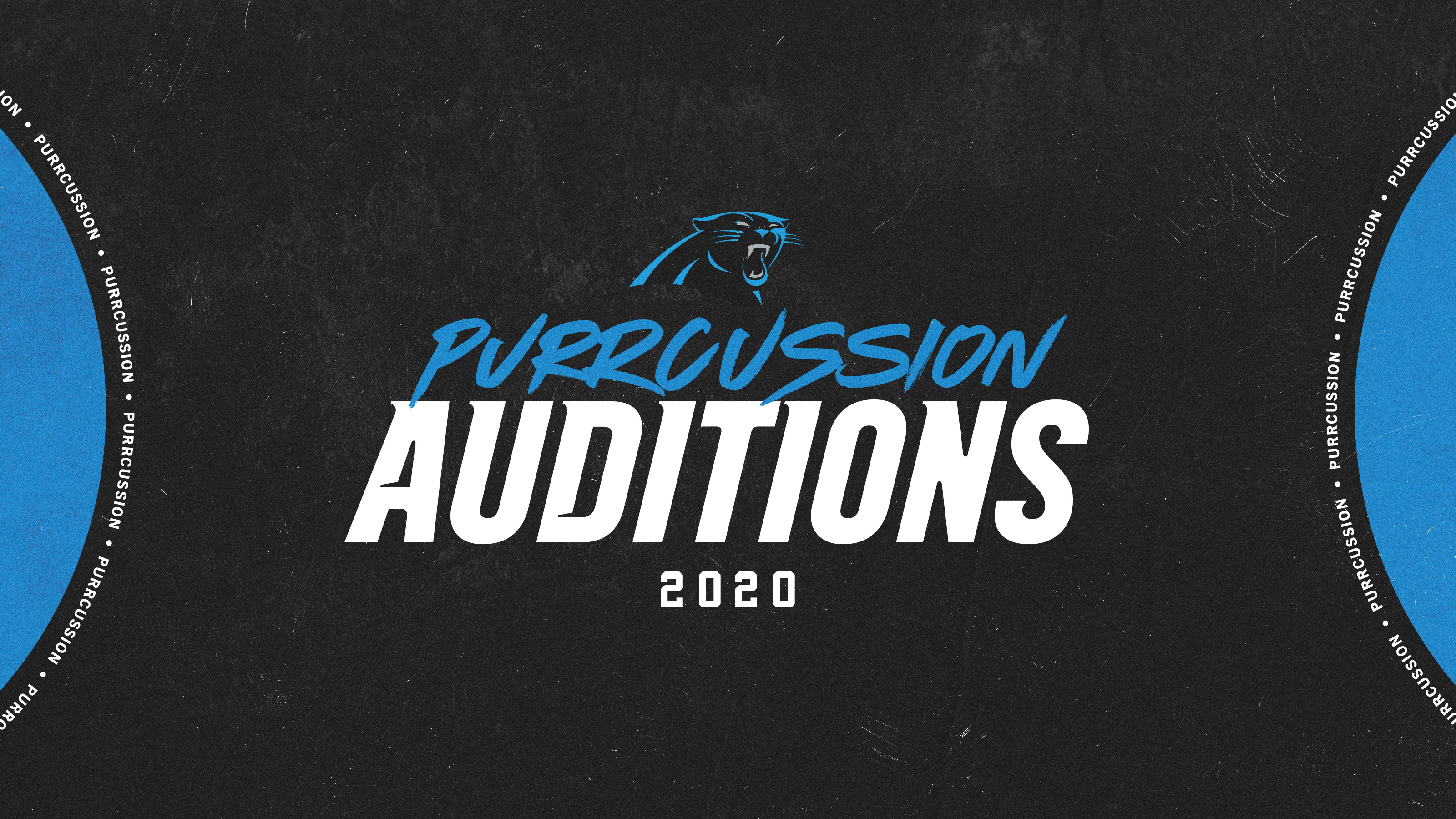 2020 Purrcussion Auditions