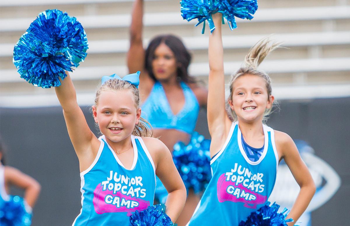 Junior TopCats Summer Camps