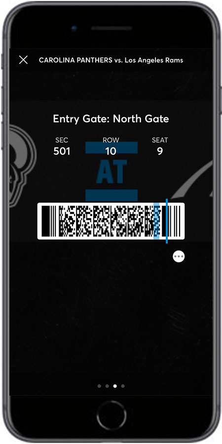 Scan Your Tickets