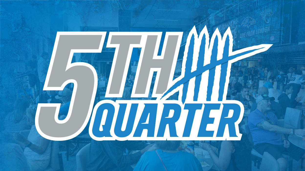 5th Quarter, presented by Harrah's Cherokee and New Sarum Brewing