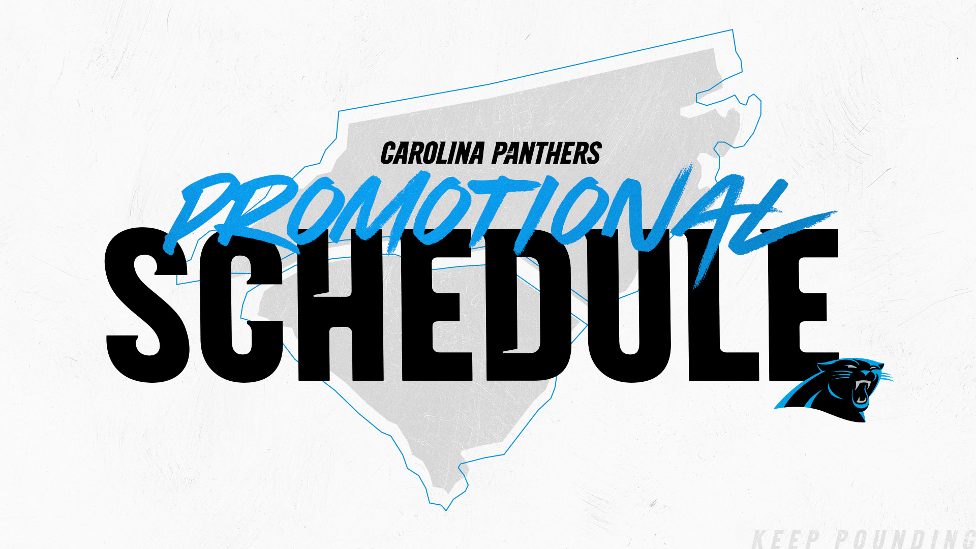 2019 Promotional Schedule