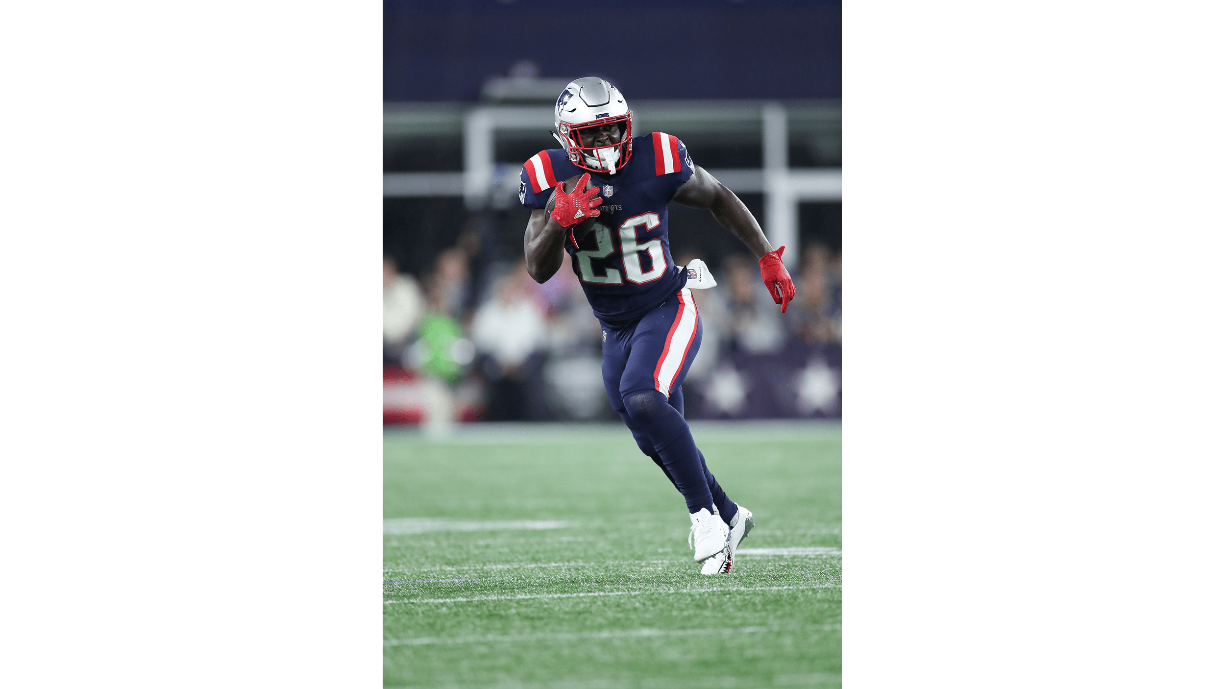 RB Sony Michel | 2018 Haiti Earthquake Relief
