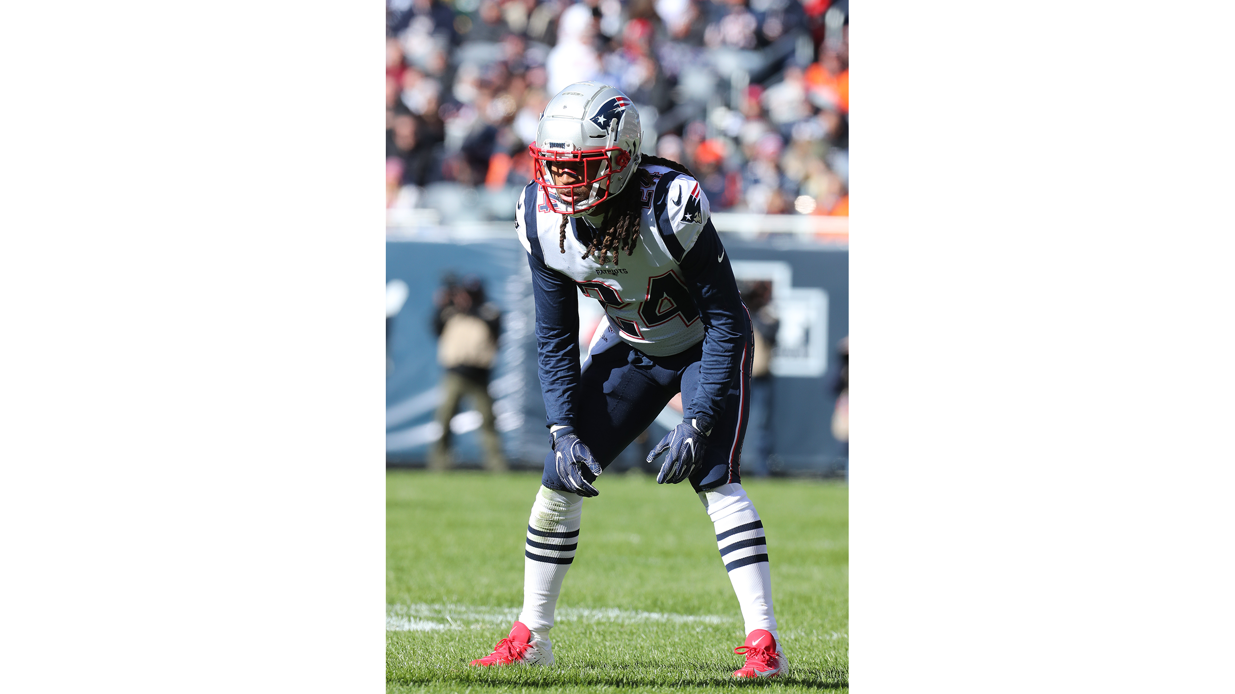 CB Stephon Gilmore | Depression and Anti-Bullying