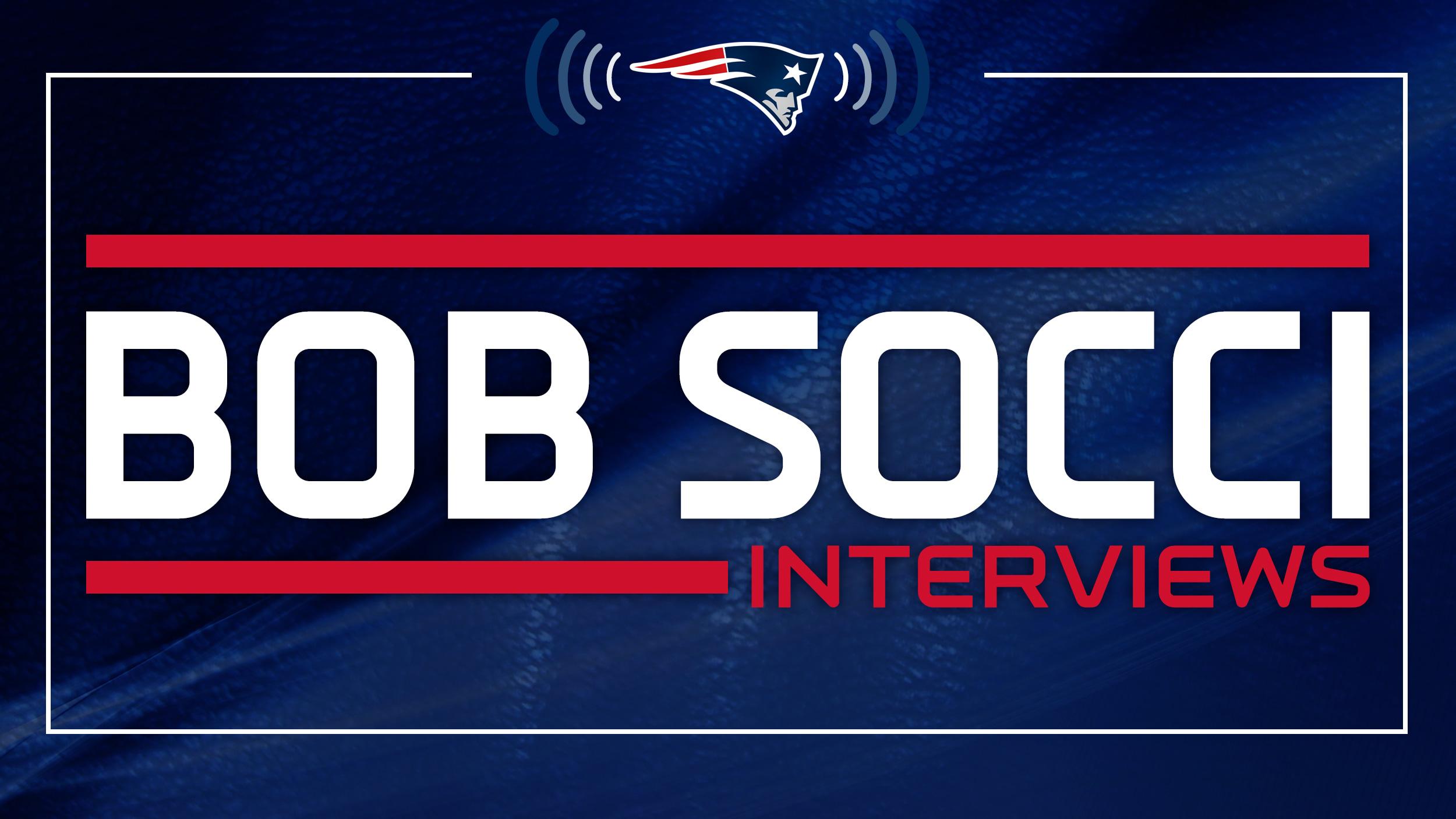 Bob Socci Interviews