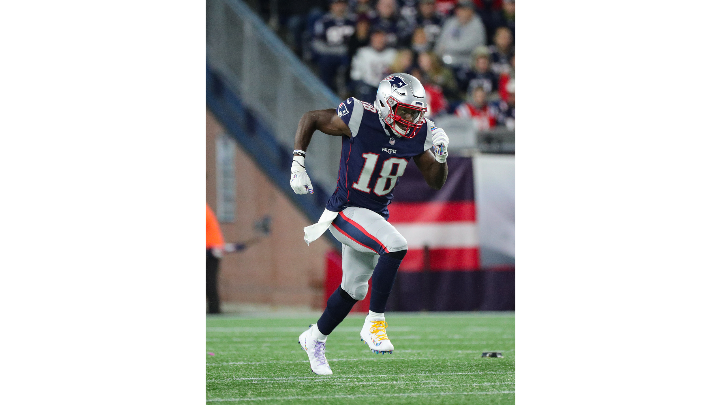 WR Matthew Slater | International Justice Mission