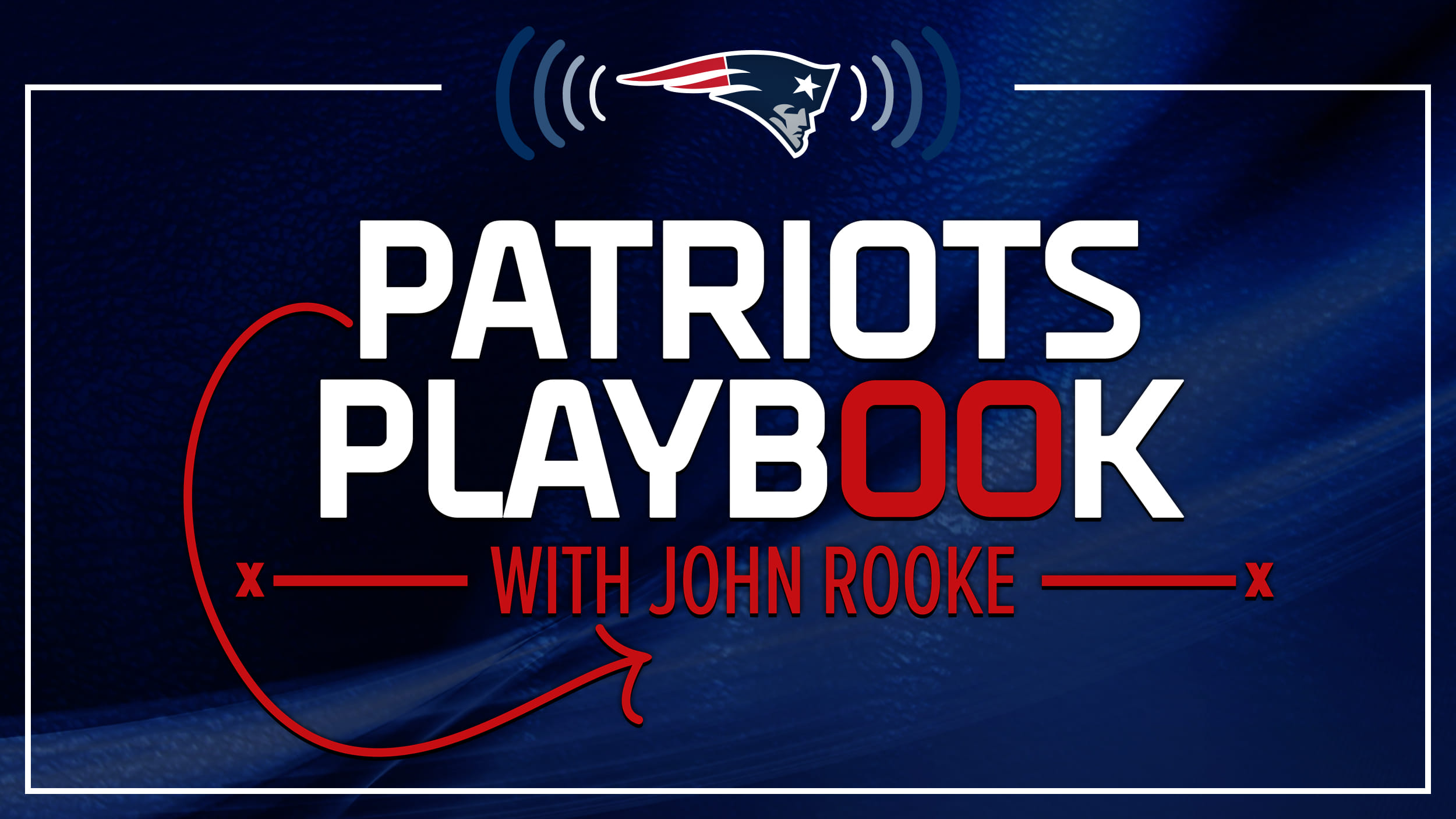Patriots Playbook (Tuesday - Thursday In-Season, 2pm ET)
